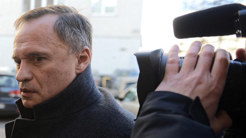 """Czarnecki zbadany wykrywaczem kłamstw. """"Jestem spokojny o wynik"""""""