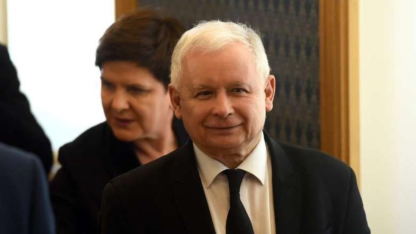 Wiceprezes PiS ma pomysł na rekonstrukcję rządu: Kaczyński naturalnym kandydatem na premiera
