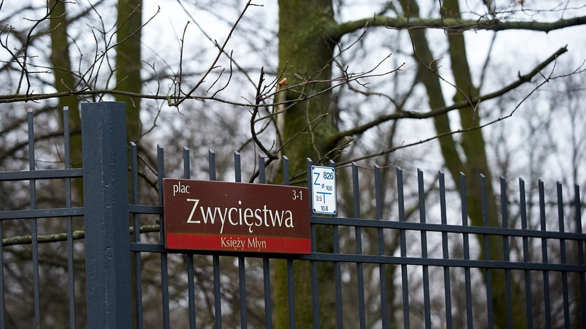 Łódź: znika plac Lecha Kaczyńskiego. Prawomocny wyrok NSA ws. dekomunizacji