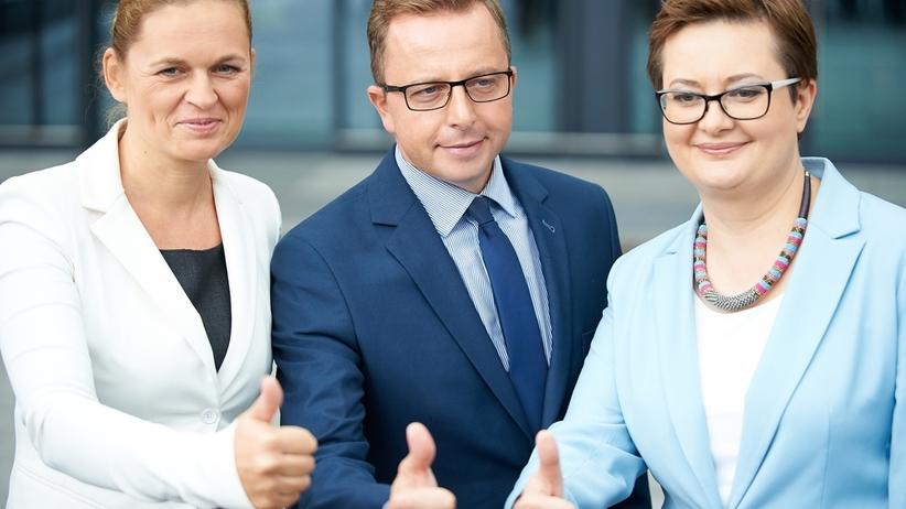 Dariusz Joński wiceprezesem Aquaparku w Łodzi. To nagroda za koalicję z PO