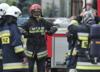 Łódź: Eksplozja w bloku. Są ranni