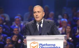 Samorząd według PO. Schetyna zaprezentował program wyborczy