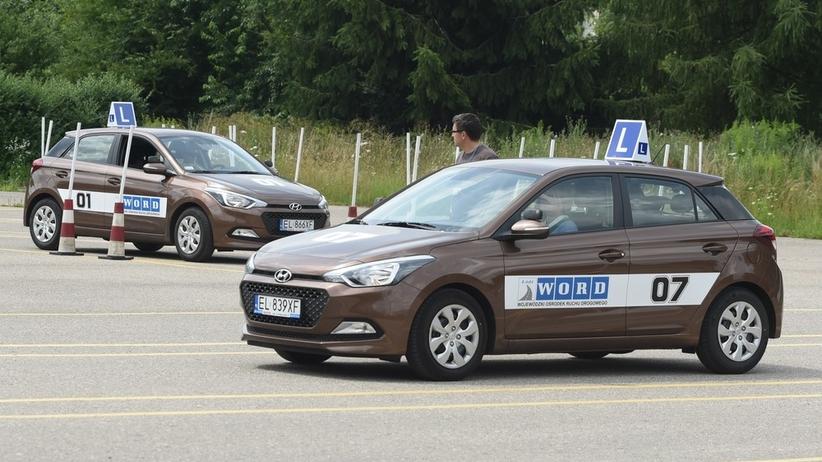 Łódź. Marszałek unieważnił kobiecie egzamin na prawo jazdy. Wnioskowali o to związkowcy