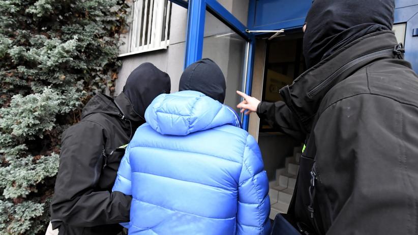 Zatrzymanie byłego prezesa PKN Orlen. Rozpoczęły się przesłuchania