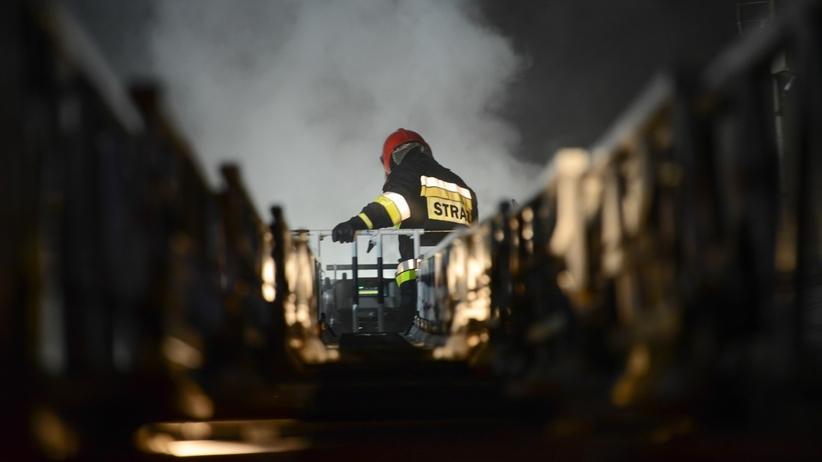 Śmiertelne pożary w Łódzkiem. 2 osoby nie żyją, 4 są ranne