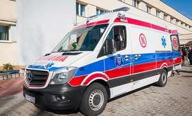 Łódzkie: cysterna uderzyła w autobus z polskimi żołnierzami