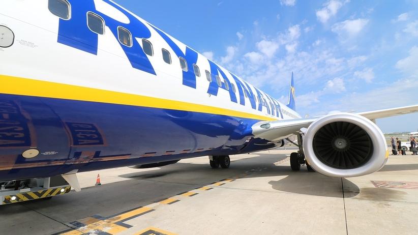 Ryanair zamyka dwie krajowe trasy