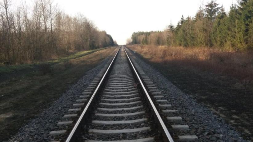 Ciało kobiety obok nasypu kolejowego. 32-latka wyrzucona z pociągu?