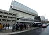 Ewakuacja Katolickiego Uniwersytetu Lubelskiego. Uczelnia odebrała wiadomość o podłożonej bombie