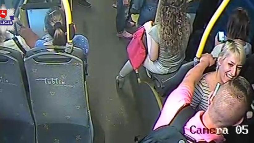 Zerwali kobiecie łańcuszek i uciekli. Policjanci poszukują złodziejskiej pary z Lublina [WIDEO]