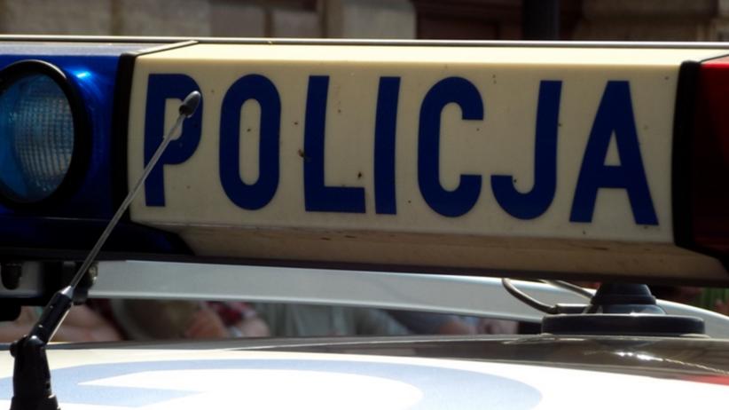 Zabójstwo w Lublinie. Sprawca wyskoczył z okna