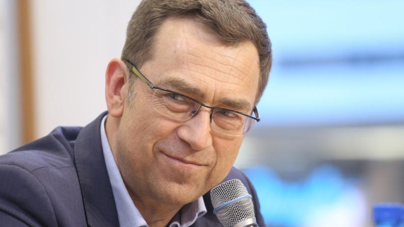 Maciej Orłoś obejrzał nowe ''Wiadomości'' i zdecydował się na mocny wpis!