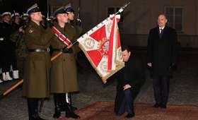 Tak Macierewicz sam podsumował swoją pracę: Polacy bezpieczni pierwszy raz od dziesięcioleci