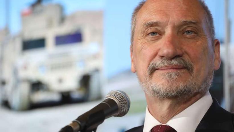 Macierewicz: wydaliśmy 13 miliardów złotych na zamówienia w polskiej zbrojeniówce