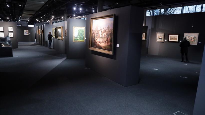 Oto najdroższy obraz na polskim rynku sztuki. Cena to... 4 mln 366 tys. złotych! [FOTO]