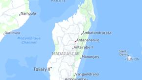 Madagaskar: wypadek busa z polskimi turystami na pokładzie