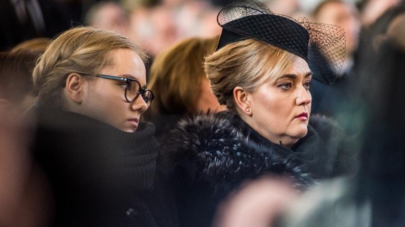 Magdalena Adamowicz w Newsweeku: osaczono nas. Paweł znosił to dzielnie
