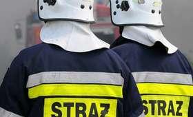 Pożar szkoły w Małopolsce. Trwa dogaszanie