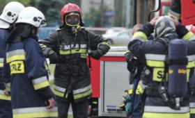 Ewakuacja uczniów z Zespołu Szkół. Rozpylono gaz pieprzowy