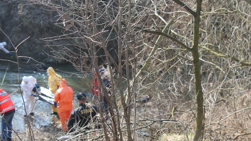 Z rzeki wyłowiono ciało kobiety. To zaginiona Grażyna Kuliszewska