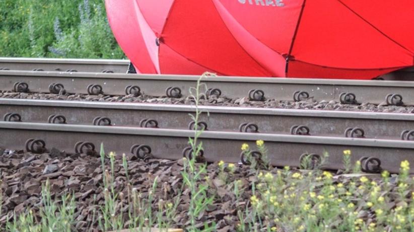 Śmiertelne potrącenie przez pociąg. Zginął 60-latek