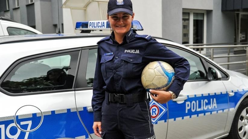 Malwina Mazur z gorzowskiej policji: Mistrzni świata w piłce nożnej