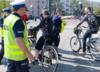 Mandat za przekroczenie prędkości rowerem. Rowerzyści na celowniku policji