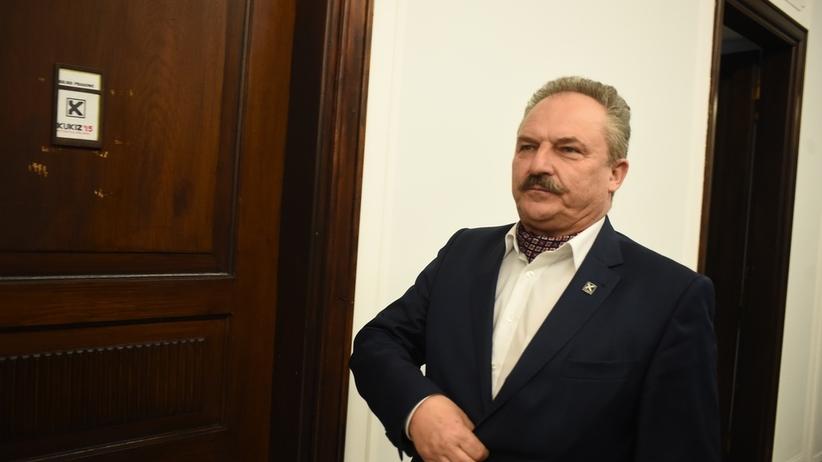 Marek Jakubiak odchodzi z klubu Kukiz'15