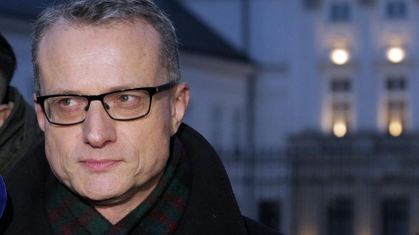 Marek Magierowski nie jest już dyrektorem biura prasowego w kancelarii prezydenta