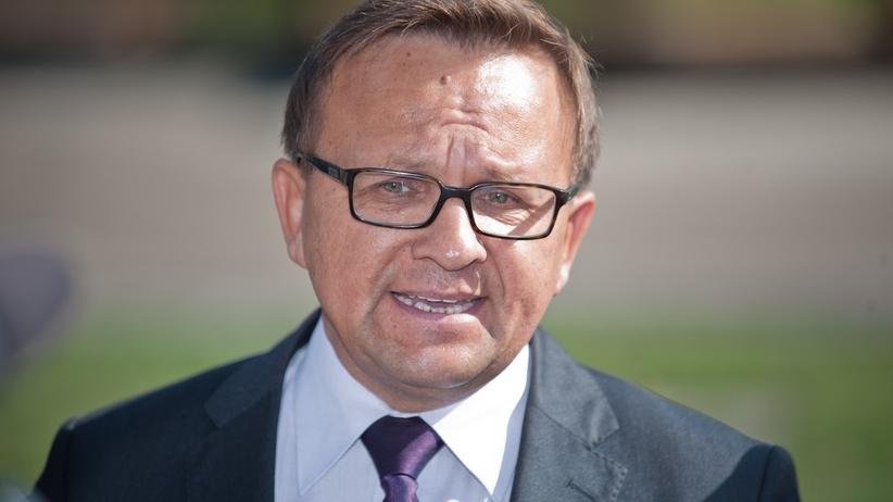 Marek Matuszewski zawieszony w prawach członka partii i klubu PiS