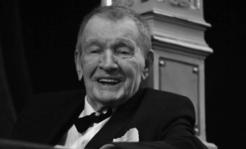 Marian Cebulski nie żyje. Słynny krakowski aktor miał 95 lat