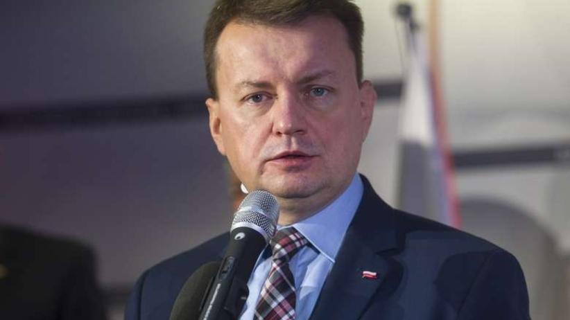 Błaszczak nie odpowiada na pytania dot. śmierci Stachowiaka: mówiłem o tym 3 tyg. temu