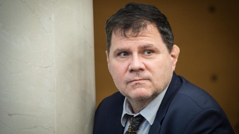 Mariusz Muszyński zrezygnował z kandydowania na sędziego SN