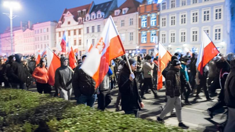 Marsz Niepodległości 2017: organizatorzy podali hasło przewodnie