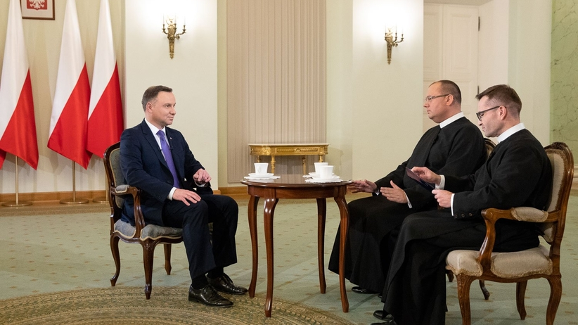 Marsz Niepodległości. Prezydent Andrzej Duda w Radiu Maryja o zakazie pochodu