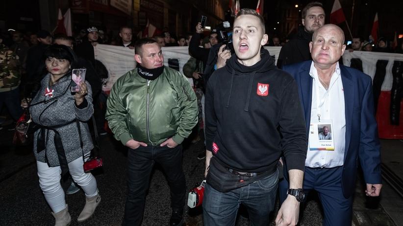 Wrocław. Sześć osób zatrzymanych po marszu narodowców