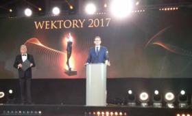 Morawiecki nagrodzony! Premier laureatem Super Wektora 2017