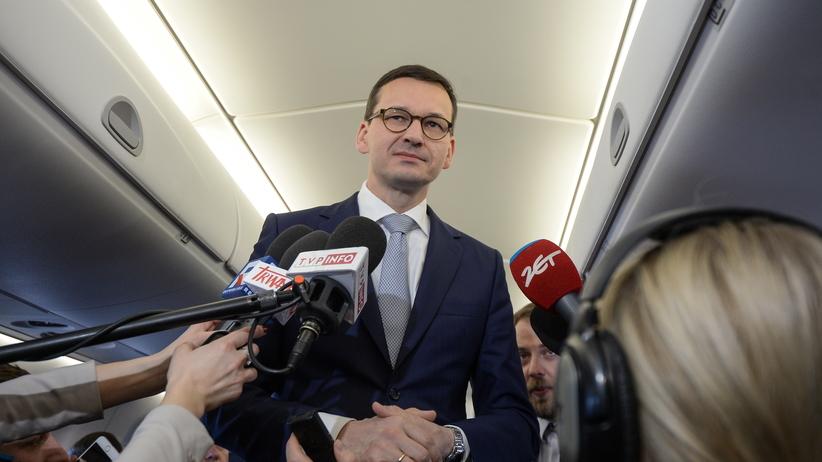 Morawiecki znalazł swoich następców. ''Znamy kandydatów na ministra rozwoju i ministra finansów''