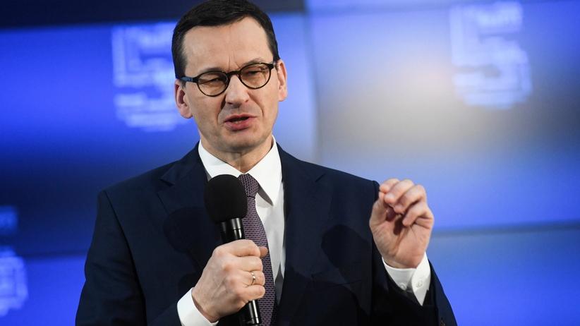 Morawiecki o zmianach w rządzie: Mamy długą ławkę