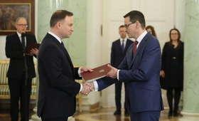 Rząd Morawieckiego. Wiadomo, którzy ministrowie są bezpieczni