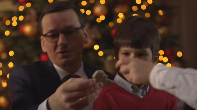 Mateusz Morawiecki Złożył świąteczne życzenia Wideo Wiadomości