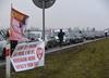 Koniec protestu rolników. Ruch na A2 przywrócony [AKTUALIZACJA]