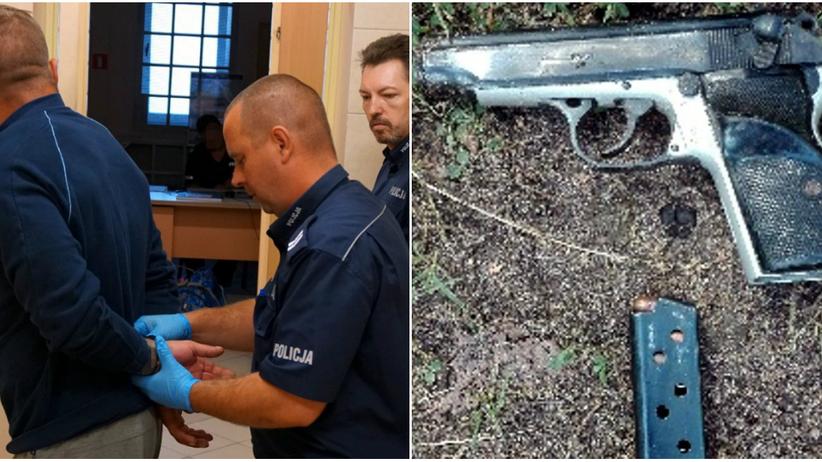 Mazowieckie. 29-latek strzelał do wędkarzy nad Jeziorem Zegrzyńskim