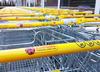 Zgłoszenie o podłożeniu ładunków wybuchowych w sklepach Biedronki