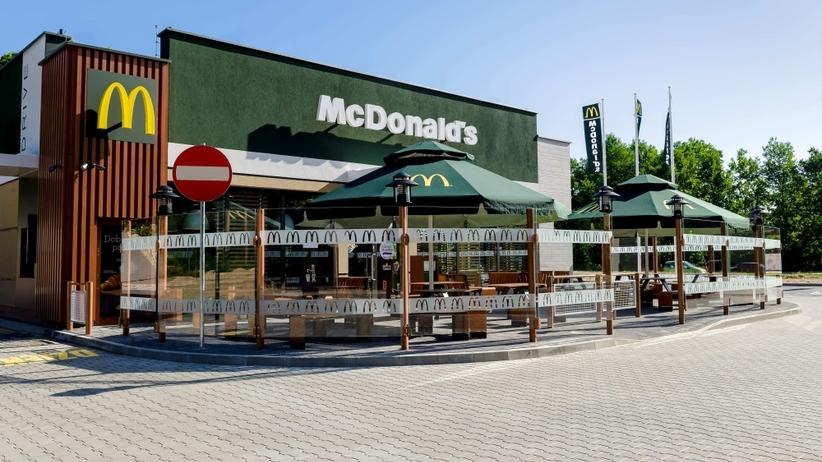 McDonald's szuka franczyzobiorców