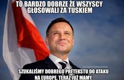 Jaka mogłaby być reakcja Andrzeja Dudy