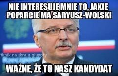 Witold Waszczykowski o Saryusz-Wolskim