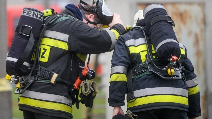 Dramat na Śląsku. W pożarze mieszkania zginęła jedna osoba