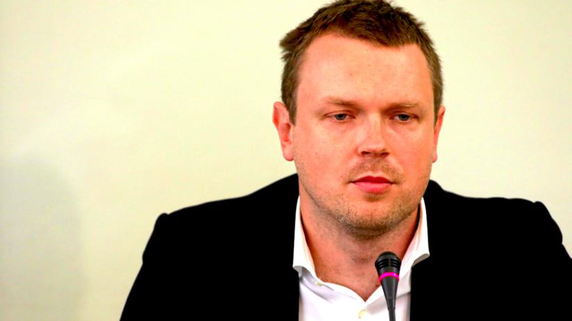 Michał Tusk: Nie wiem, dlaczego zostałem wezwany przed komisję