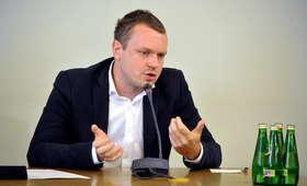 Michał Tusk: Wiedzieliśmy z ojcem, że Amber Gold to lipa [WIDEO]